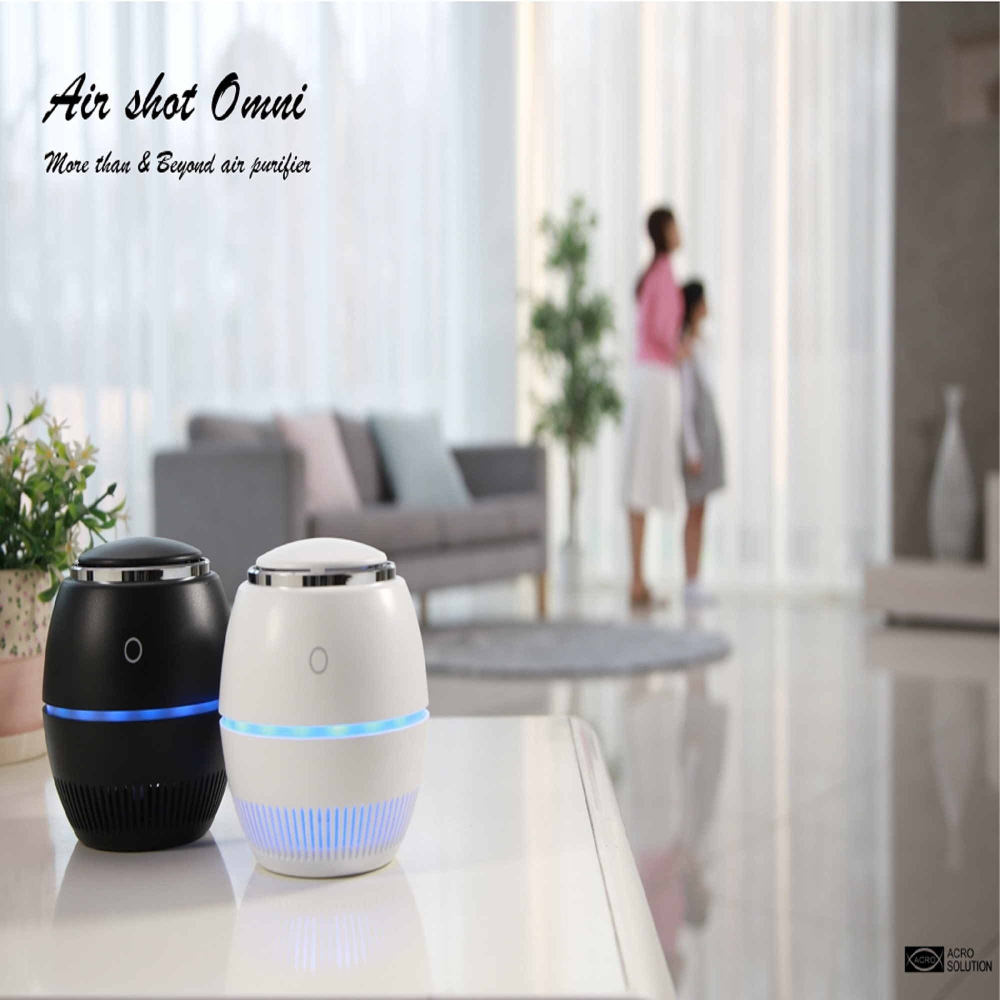 air shot personal air purifier