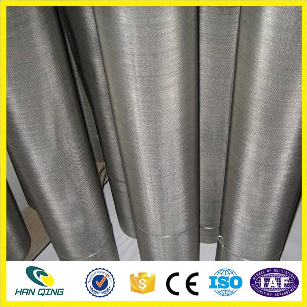 stainless steel wire mesh with 10 mesh X10 mesh