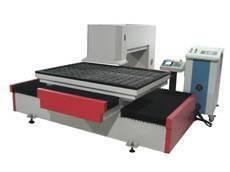 Alloy steel cutting machine