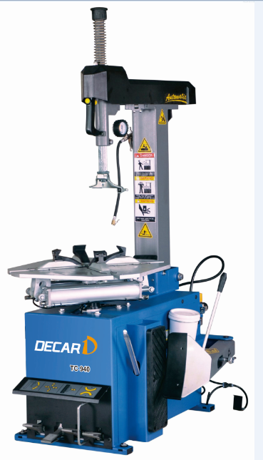 TC940 CE certification china factory tyre changer from factory