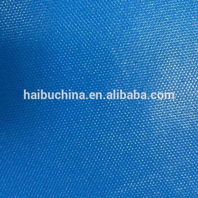 600D PU Coated Oxford Fabric