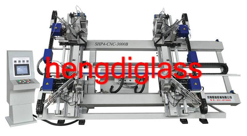 Four -Head Windows Welding Machine