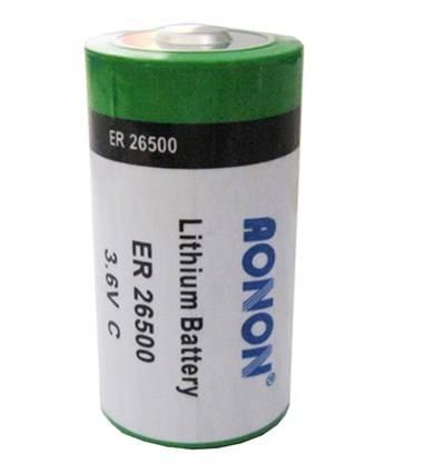 AONON 3.6V C size ER26500 ER26500M Lithium thionyl chloride battery