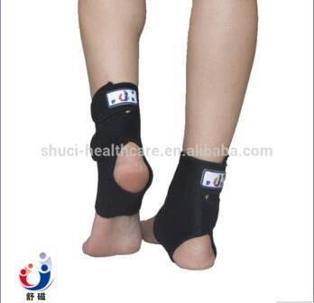 self-heating waterproof neoprene ankle brace sports protector