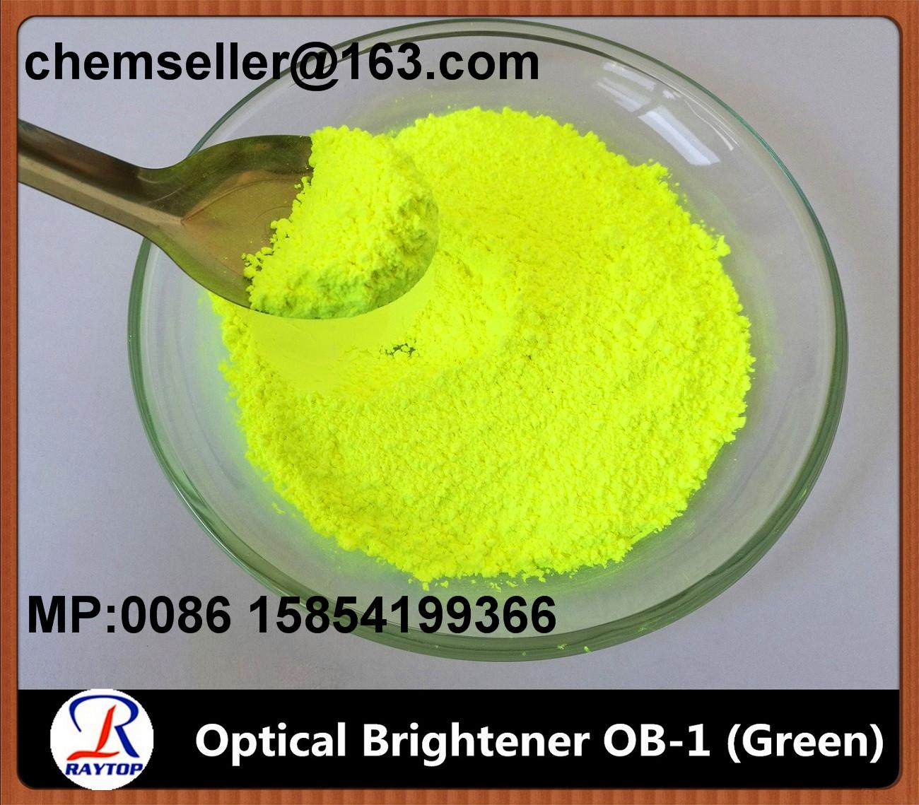 Fluorescent Brightener OB-1 CAS NO 1533-45-5 used for PVC plastics