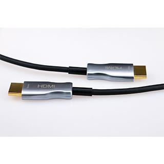UTOPTICAL HDMI Fiber Cable 100 feet Light High Speed Support 18.2 Gbps 4K at 60Hz HDMI 2.0 , Flexi