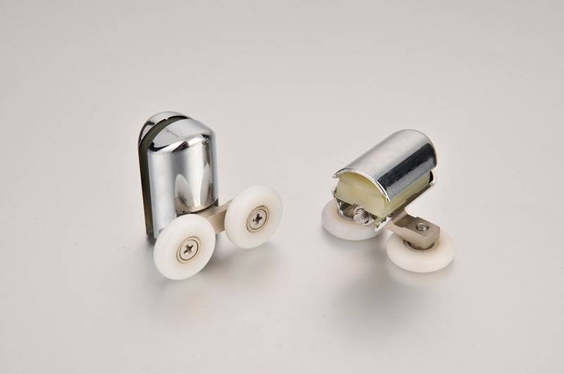 plastic shower door roller