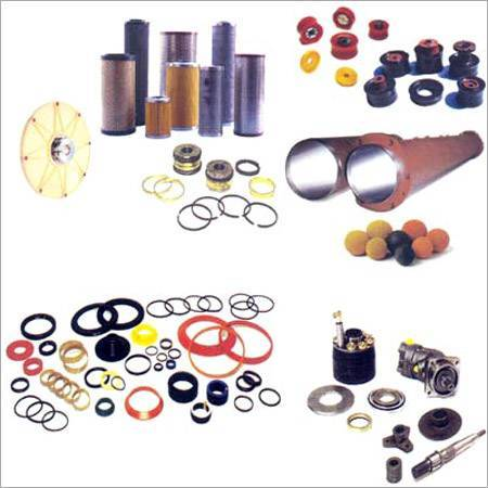 Jarlway Concrete Pump parts