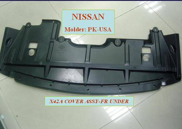 Plastic Injection Mold Making for Auto Car Part
