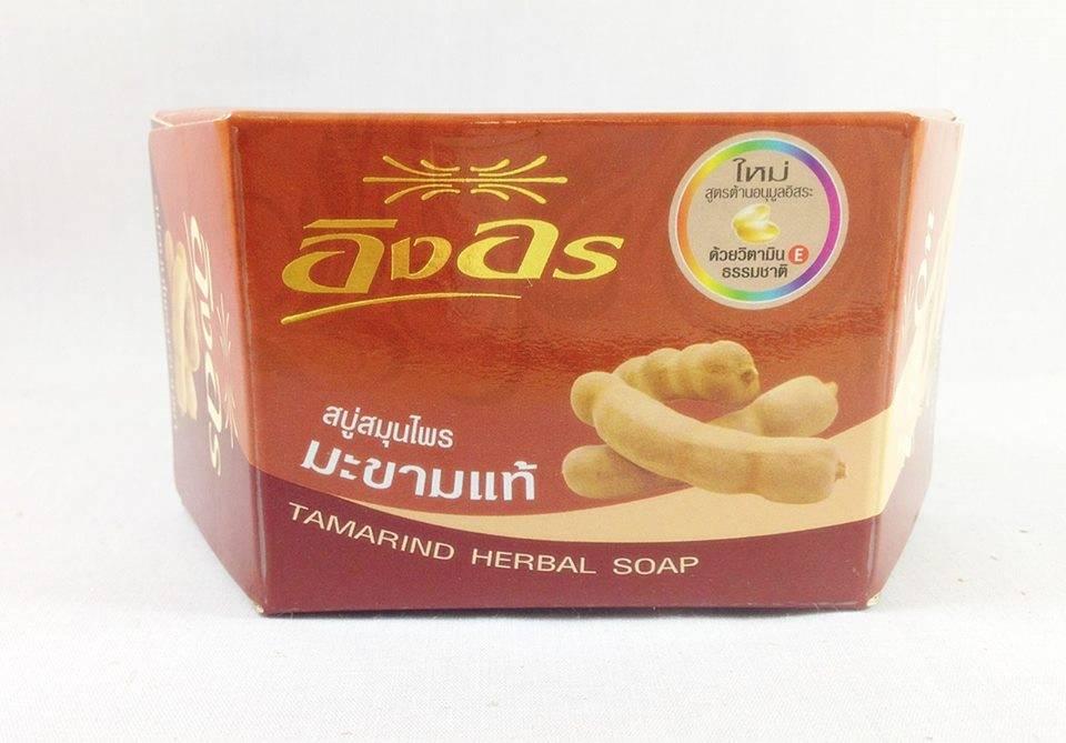 Ing on Tamarind Soap Thai Herbal Soap 85 G.