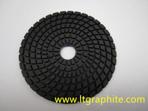 High-Purity Fine-Grain Graphite Mold for Diamond Blades of Polisher