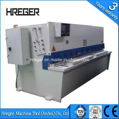 QC12y-6X4000 Sheet Metal Shearing Machine