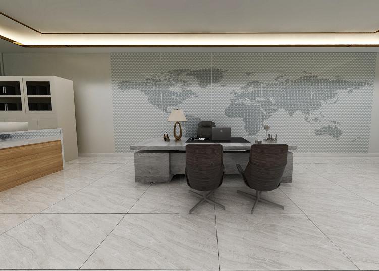 Popular Elegance Generous Glazed Tiles Porcelain Tiles Floor Tiles for Home Deco. 600X1200mm