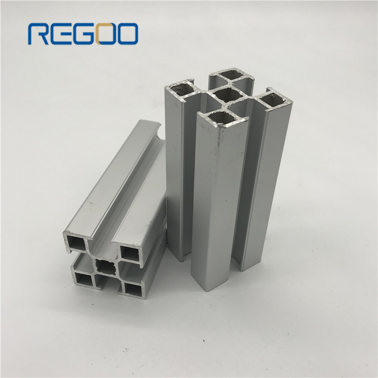Industrial 6063 t5 Anodized Industrial T-slot Aluminum Extrusion Profile