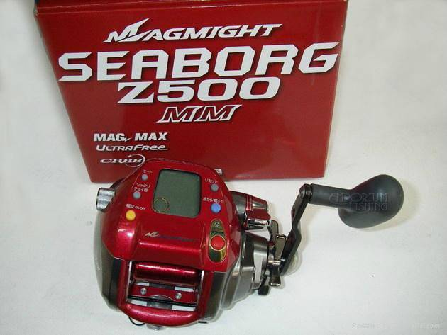 Daiwa Seaborg Z500MM Electric Reel
