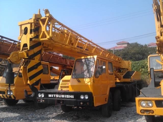 japan used crane
