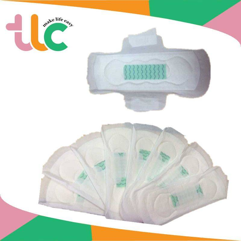 golden manufacturer in china of sanitary napkin