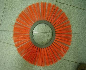 wafer Brush for sweeper