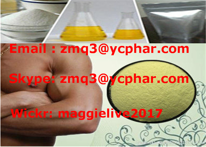 99% Puirty Injectable Raw Steroid Nandrolone Cypionate Powder 99% Assay