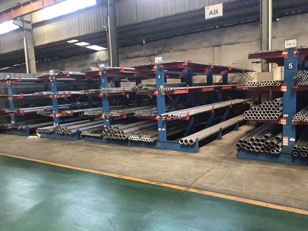 A403 stainless seamless steel pipes