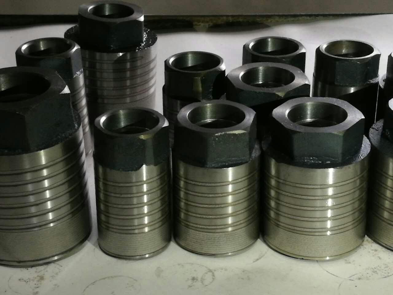 Laser ceramic alloy Plunger Tip
