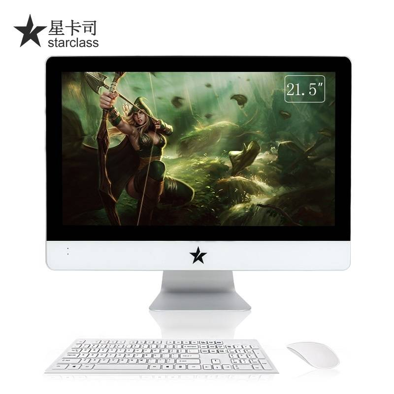 24inch Intel I7 starclass best all in one computers