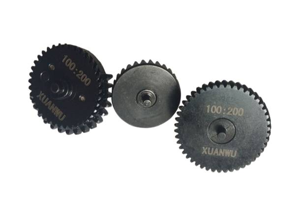 XW airsoft 100:200 gearset