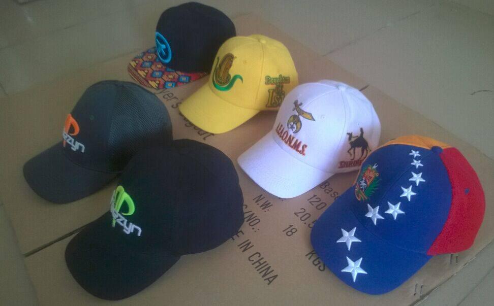 Cheap 3D Puff Embroidery LOGO Cotton Sports Baseball Snapback Trucker Cap Hat