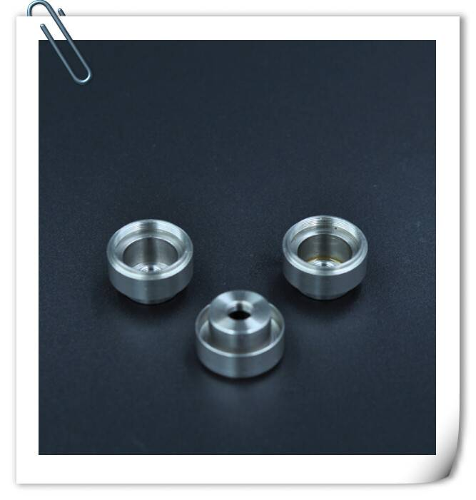 custom cnc machining metal parts for electronic cigarette