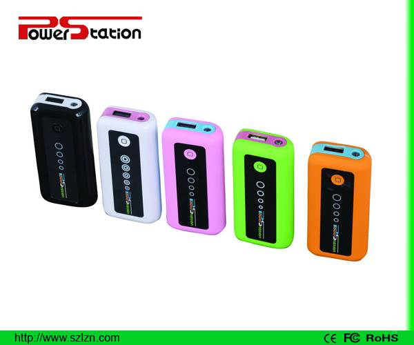 Power Bank mobile power supply D523   5200mAh