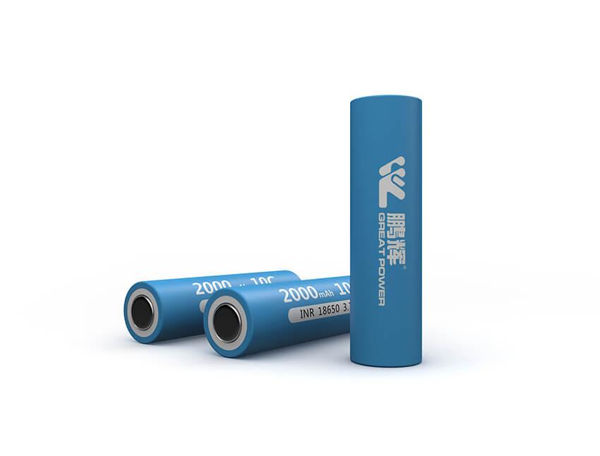 Lightweight Power Battery 18650-2000-10C