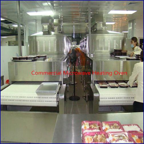 Tunnel Microwave Ready Meal Heating Machine (86-15762088130)