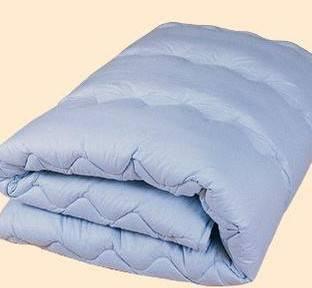 cashmere/ wool quilt