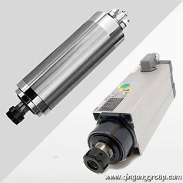 Water Cooled Spindle Air Cooled Electrospindle Auto Tool Changer Spindle
