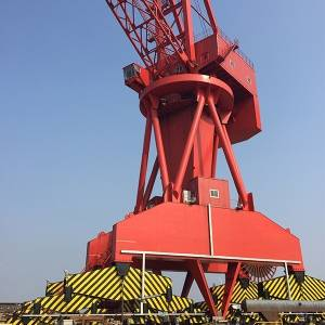 NEW AND KA Portal crane - China crane supplier