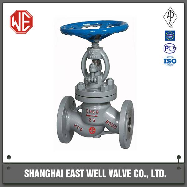 GB Cast Steel Globe Valve