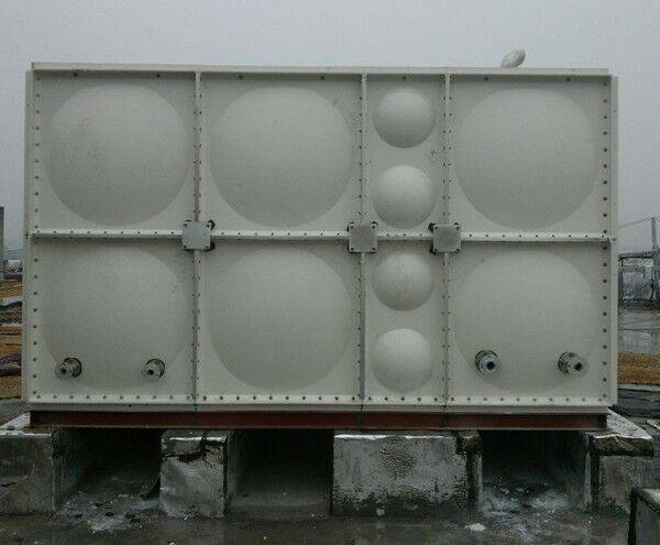 GRP Panel Type Water Tank /SMC Sectional Water Tank