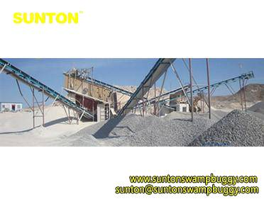 Sand Processing Machinery