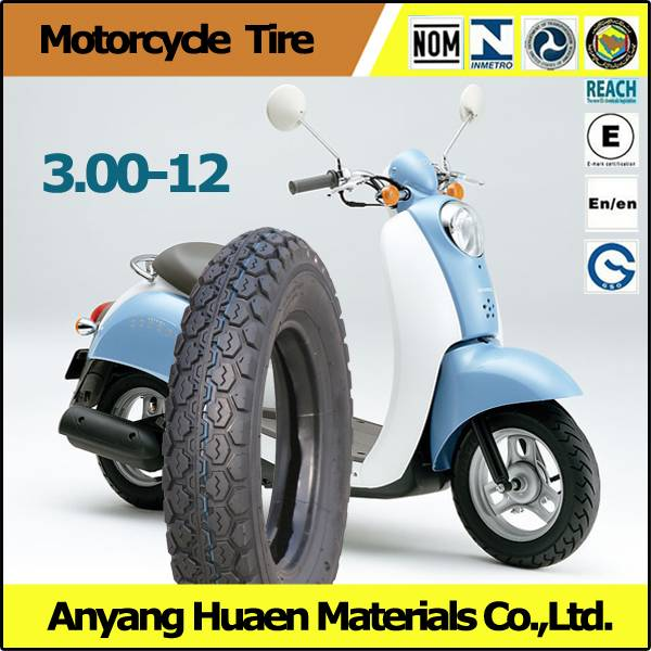 Motorcycle scooter tires 3.00-12