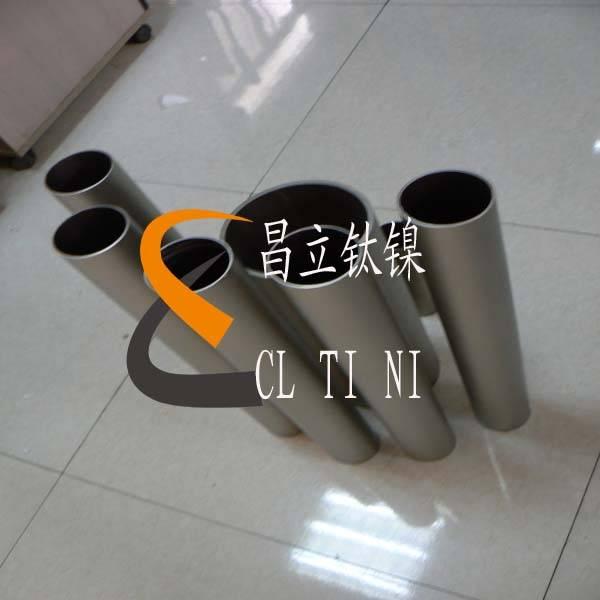 Gr2 ASTM B 337 seamless pure titanium tube