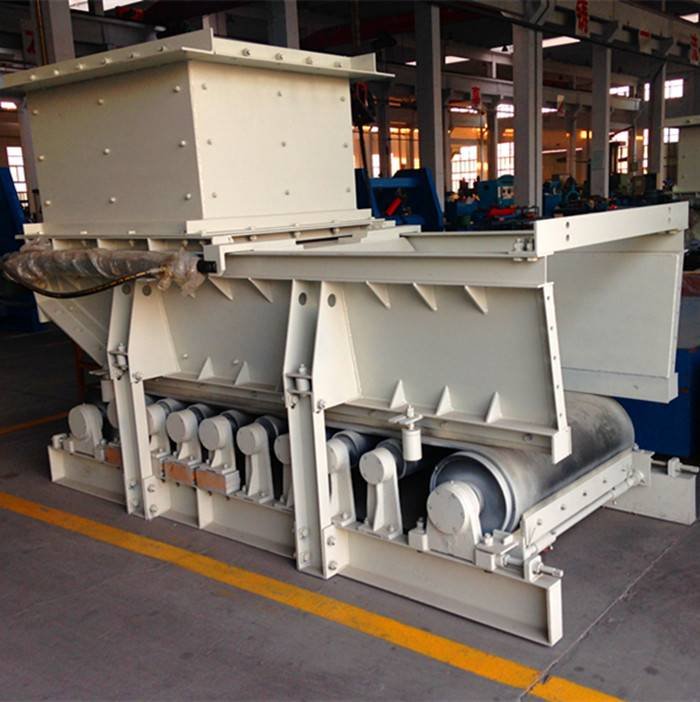 Heavy-duty Feeder for Belt Conveyor with Capacity 800 to 2500t/h