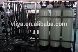 Vliya High output mixed bed ion exchanger water treatment machine