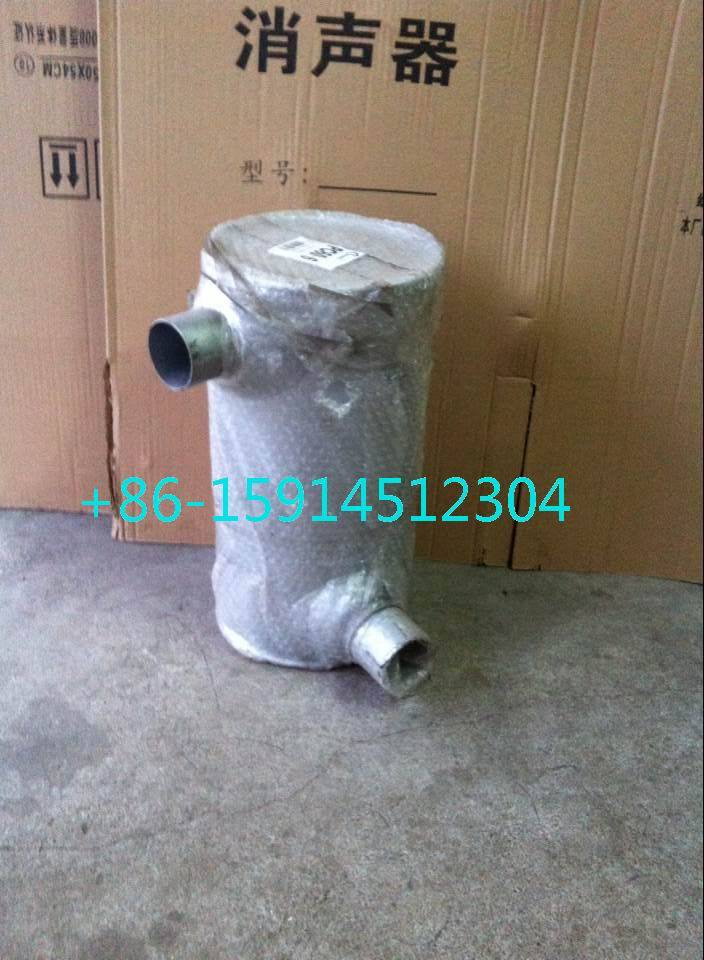 6731-11-5511 Komatsu PC60-6 muffler with tube