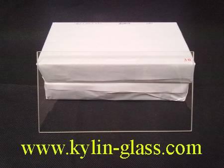 LED glass lens
