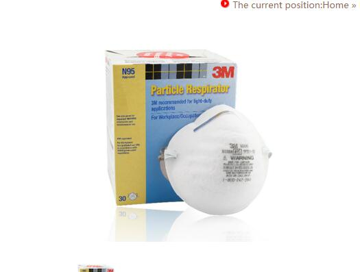 3M 8000 Particle Respirator N95