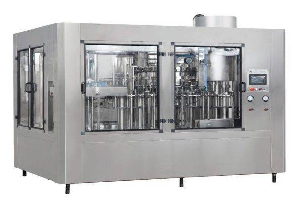 250ml-2L Bottle Carbonated Beverage Filling Machine DCGF Series