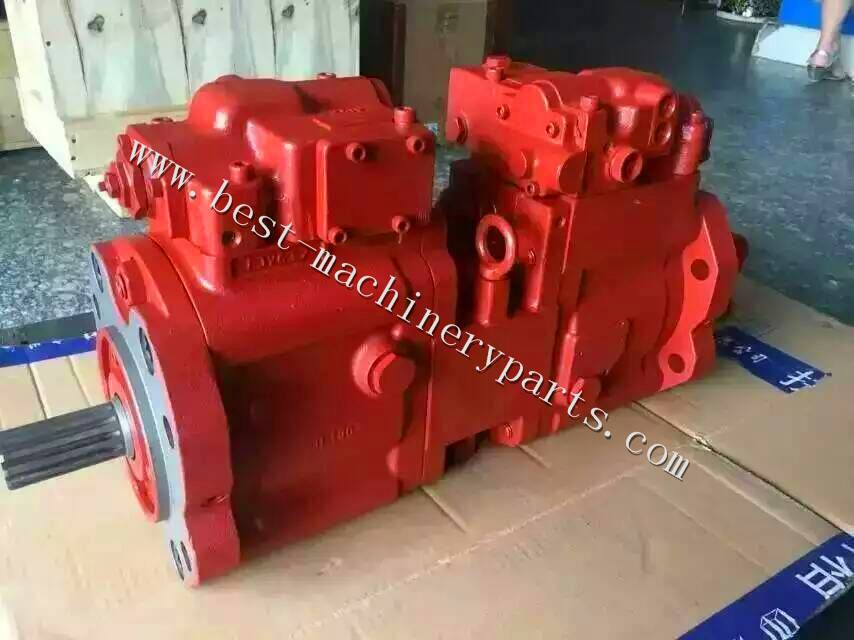 Kawasaki hydraulic pump K5V80DT-1LCR-9C05