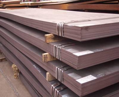 DIN17102 W ST E 255 Steel, W ST E 255 Steel Plate 6mm Thickness