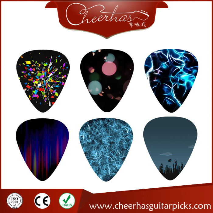 New Design Guitar Picks