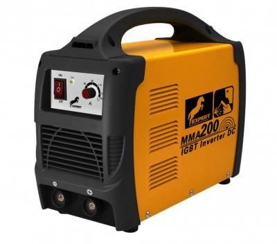 MMA-200-IGBT inverter welder